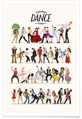 Everybody Dance Now poster