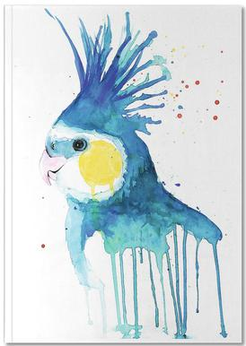 Cockatiel Notebook