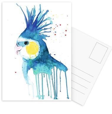 [عکس: Cockatiel-Mathilde-Olsen-Postcard-Set.jpg]