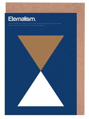 Eternalism Set de cartes de vœux