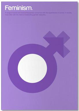 Feminism Bloc-notes