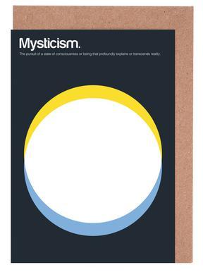 Mysticism Greeting Card Set