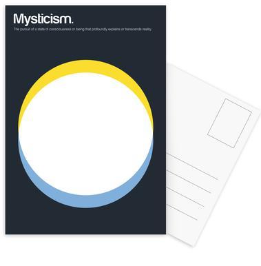 Mysticism Postcard Set