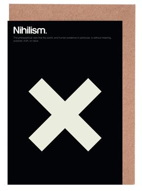 Nihilism Greeting Card Set