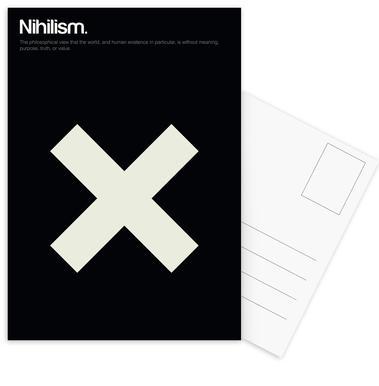 Nihilism Set de cartes postales