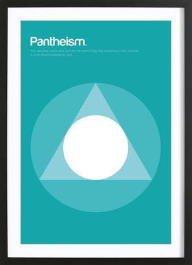Pantheism Framed Print