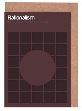 Rationalism cartes de vœux