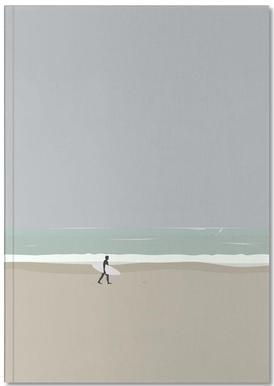Lære At Surf Notebook