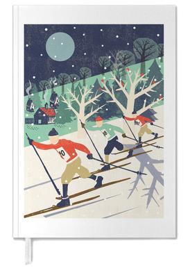 Skiers -Terminplaner