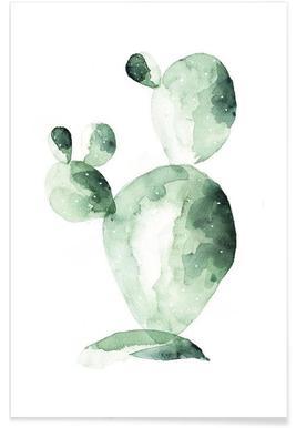 Cactus Friend Poster