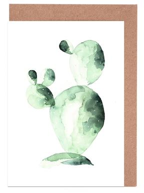 Cactus Friend Greeting Card Set