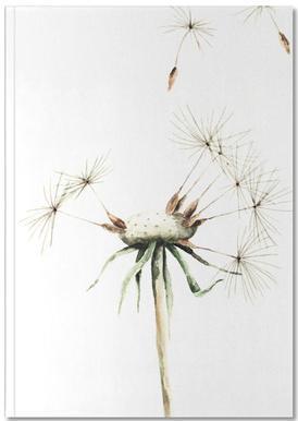 Dandelion Als Poster Door Annet Weelink Design Juniqe