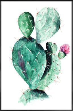 Cactus Framed Poster