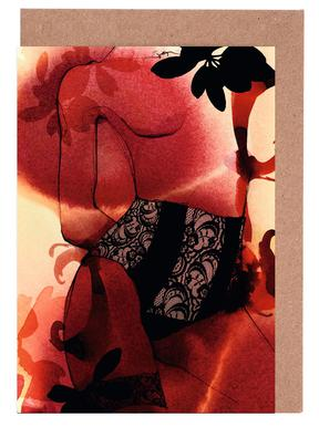 Rouge Greeting Card Set