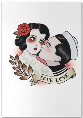 True Love notitieblok