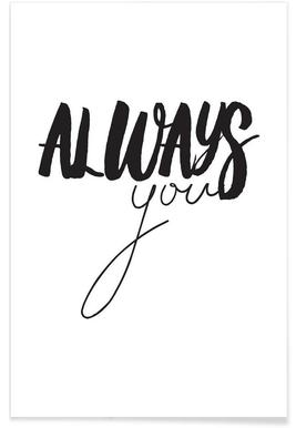 Always You Poster