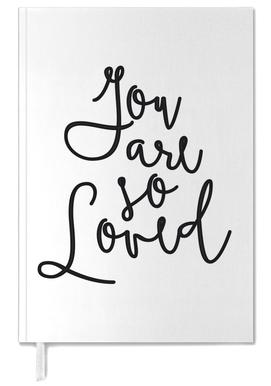 You Are So Loved agenda