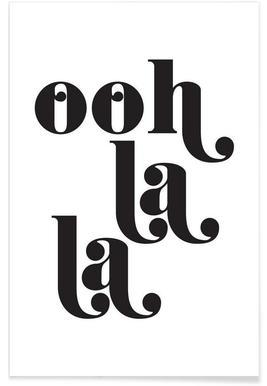 Ooh La La -Poster