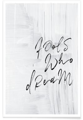 Fools Who Dream Poster