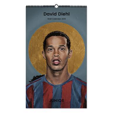 David Diehl 2019 Wall Calendar