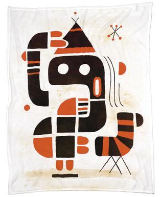 Mindchecker Fleece Blanket
