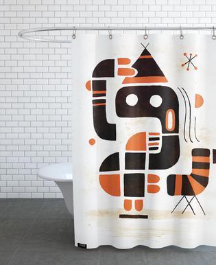 Mindchecker Shower Curtain