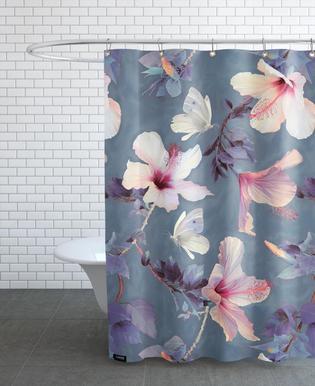 wunderschoene duschvorhaenge ideen, duschvorhänge - badewannenvorhänge online kaufen | juniqe, Design ideen