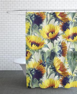 Sunflowers Forever As Shower Curtain By Micklyn Le Feuvre