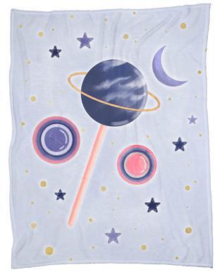 Lollipop Planet Fleecedecke