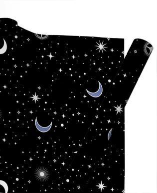 Stars Holiday -Geschenkpapier