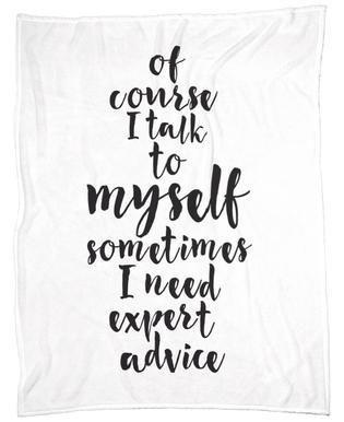 Expert advice Plaid