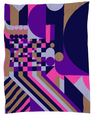 Arcade Fleece Blanket