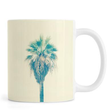 Yellow Sabal Palmetto mug