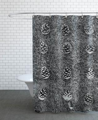 Flower Of Life As Shower Curtain By Victoria Frost