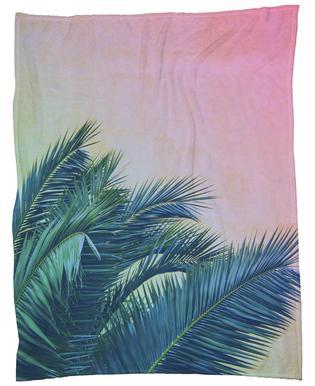 Palm III Plaid