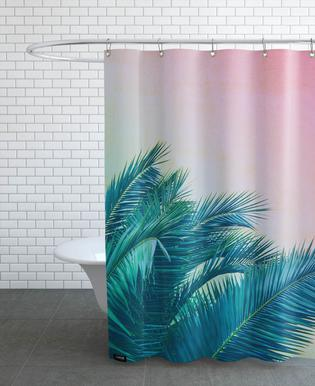 Palm III As Hand Bath Towel By Victoria Frost