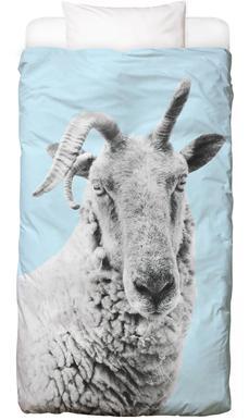 Blue Sheep Linge de lit