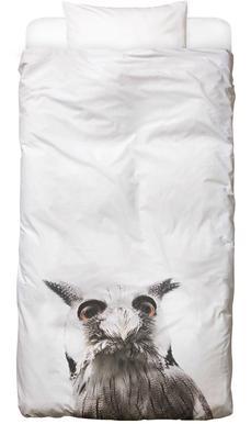 Lil Owl Linge de lit
