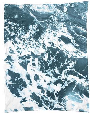 Ocean Blue plaid