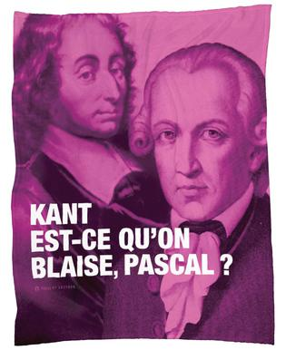 Kant -Fleecedecke