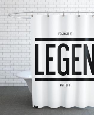 Legendary 1 Shower Curtain