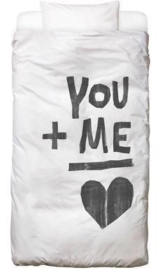 You and Me Linge de lit