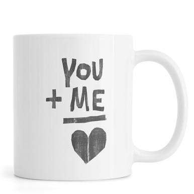 You and Me -Tasse