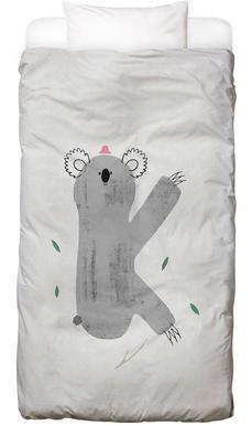 ABC Kids - K Linge de lit enfant