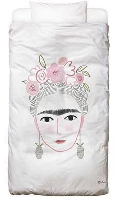 Frida Kahlo Linge de lit