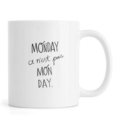 Mon Day Mug