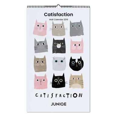 Catisfaction 2019 Wall Calendar