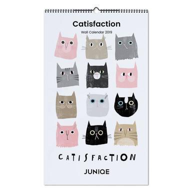 Catisfaction 2019 Wandkalender
