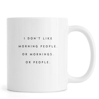 Morning People Tasse