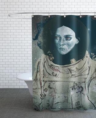 Astronaut 1 Shower Curtain